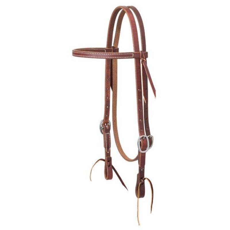 Working Tack Economy Browband Headstall, 5/8