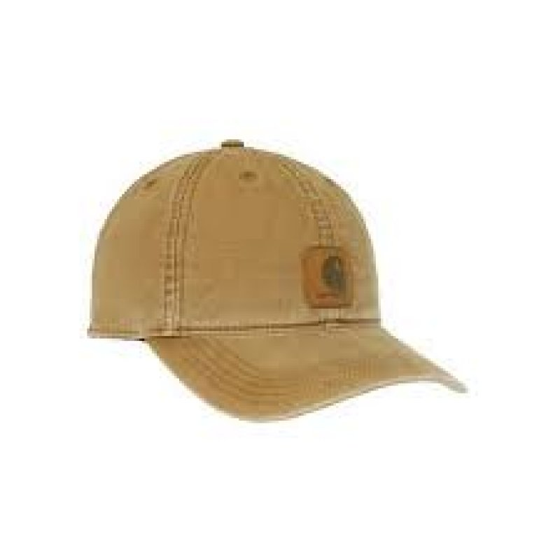 Carhartt work flex cap- Carhartt brown