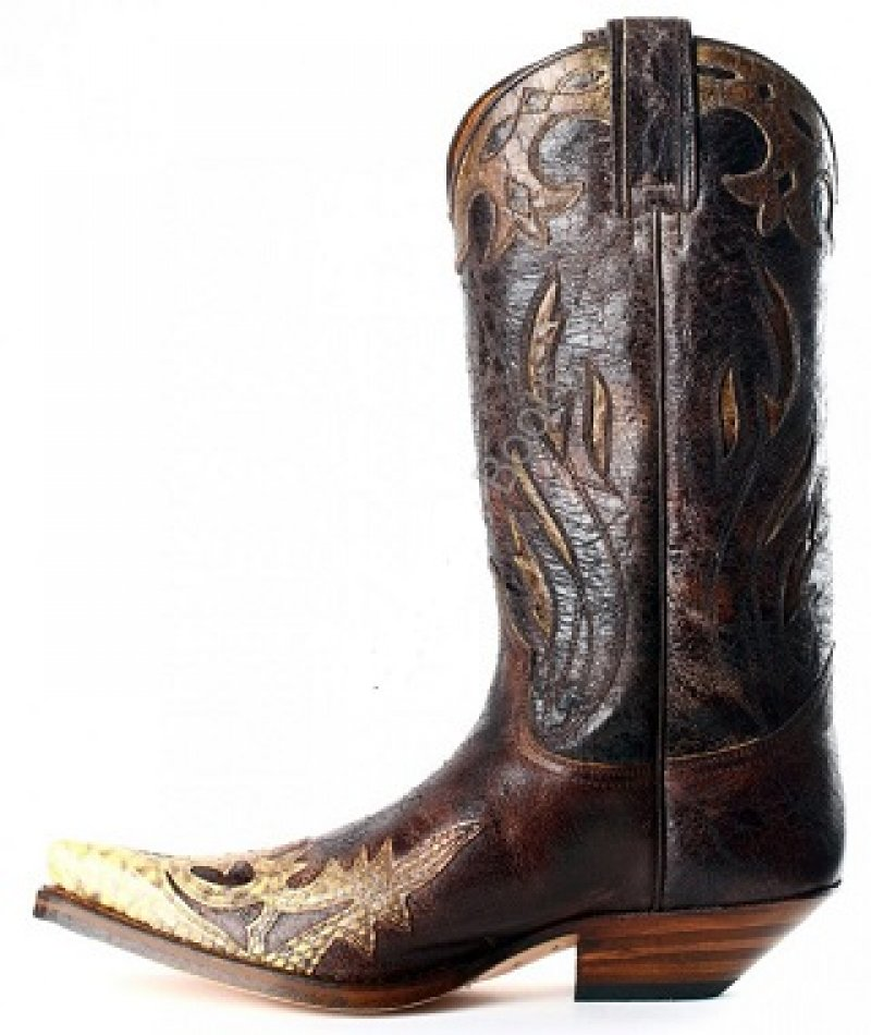 Rough out Python boot   8930P