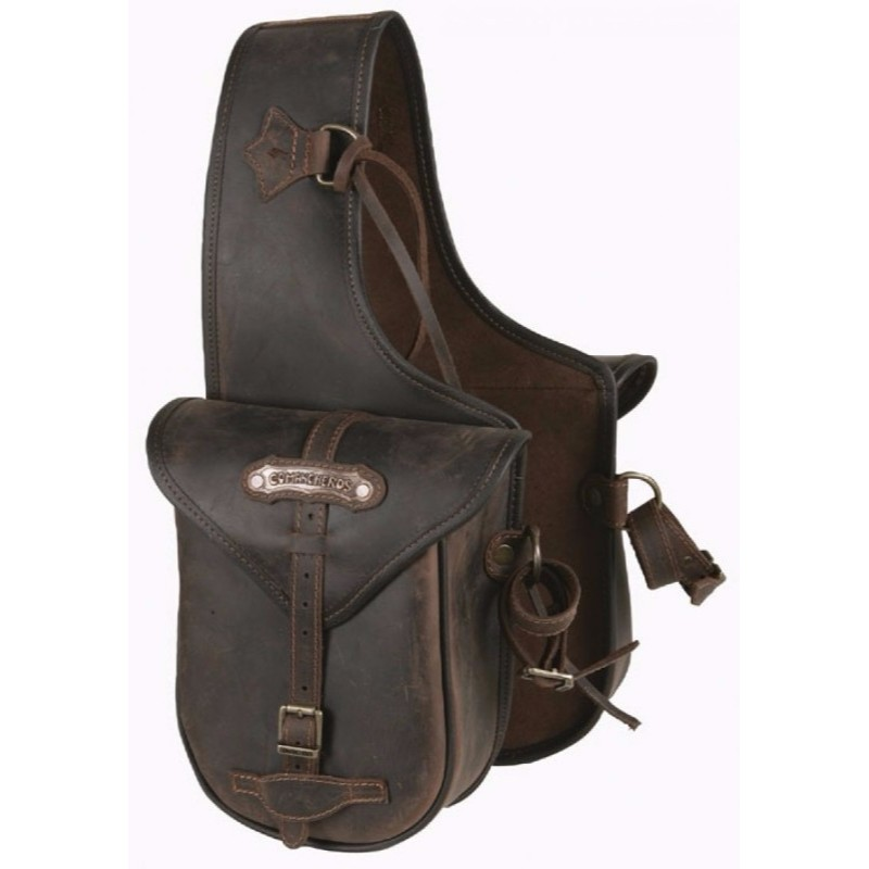 Rear, Leather - Small