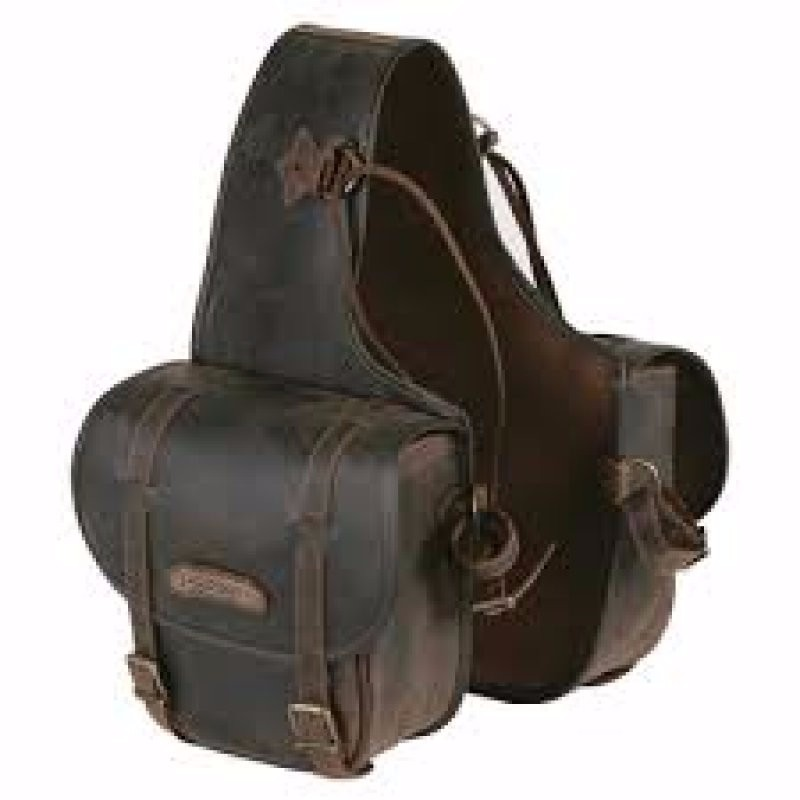 Rear, Leather- Medium