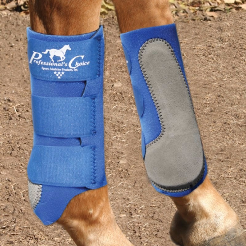 Easy-Fit Splint Boots Royal