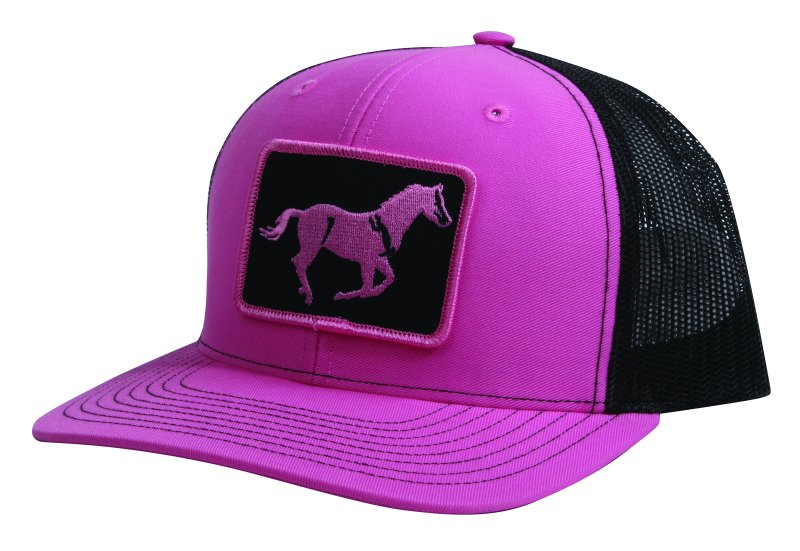 Professionals Choice Baseball Caps Black/ Pink