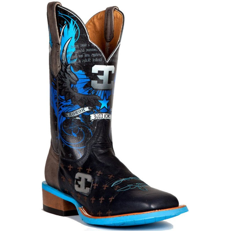 Cinch Men's Cowboy Boots Black Warrior