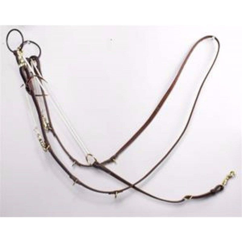 Oiled German martingale